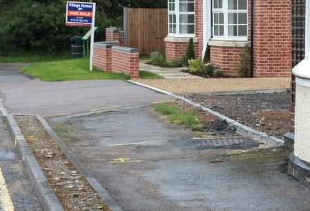 driveway-marked