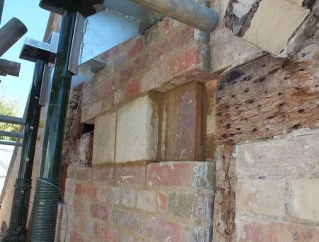 chimney-top-beam