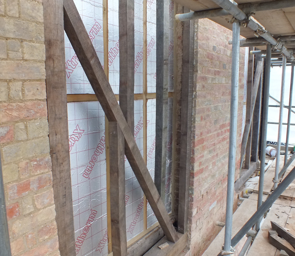 The Salutation Restoration Converting A Former Pub