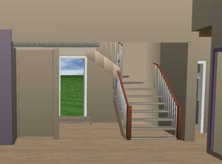 staircase-downstairs